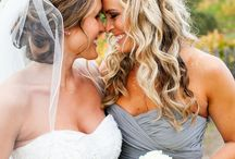 Bridesmaid love 💚 / by Shanna Raines