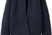 Calde maglie di lana