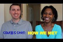 Interracial Couples / Celebrating interracial couples. / by Stacy-Ann Gooden
