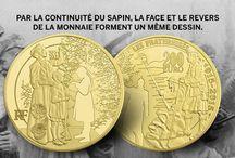 monnaies / pieces de monnaies et billets de banques