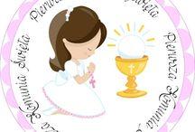 komunia chrzest