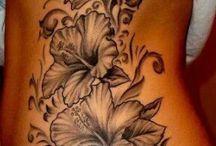 Tattoo / Flower