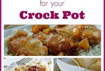 Yummy crockpot recipes
