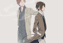 be on the side that saves people; oda sakunosuke
