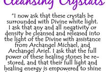 invocation for cleansing crystals
