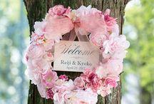 wedding item♪ / 当日パーティーで使える、華やかなアイテムをご提案⭐️探していたアイテムがきっと見つかる