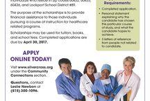 HCC Healthcare Scolarship Application / Silver Cross Healthy Community Commission Healthcare Scholarships