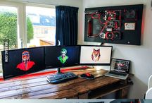 Gameing setup