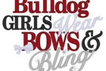 This Ga Girl LOVES Her Dawgs / null / by Stephanie Orman