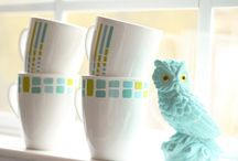 Cups, Mugs, etc. / by Dasha Kudryavtseva