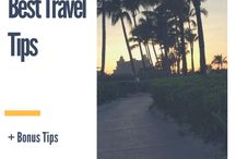 Travel Tips & Hacks