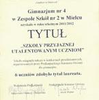 Strony szkół / by Szkoła Podstawowa nr 3 w Krośnie