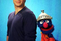Sesame Street (2013) / Henry teaching RESPECT on Sesame Street September 17, 2013 / by Henry Cavill and the Cavillry
