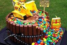 birthday party cakes