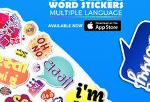 iMessage Stickers by EryusMoji