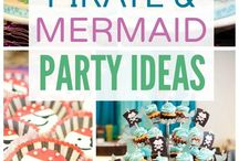 Combined Birthday party ideas