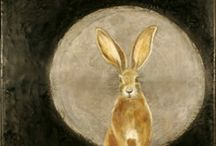 Hares / The love of hares, and folklore too