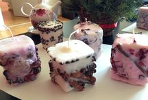 Candles / Home made candels