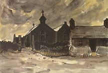 Kyffin Williams limited edition prints