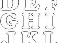lettere da stampare