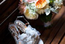 Ali and JD Wedding  / Wedding Flowers