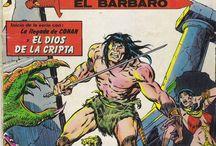 Conan el bárbaro / Ed. Fórum