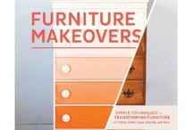 Furniture Makeovers / by Candy Watson-Nelson