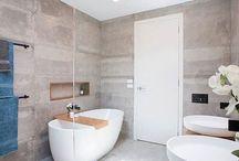 Bathroom Inspo / What I want my bathroom to look like.