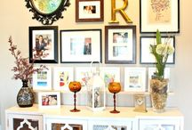 Gallery Walls / by Christa Swenson