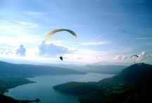 Paragliding around the world / Places we like