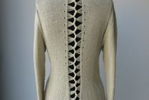 maskinstrik / machine knit