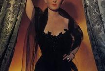 """Bette Davis & Joan Crawford""... / ""Hush,Hush Sweet Charlotte""... / by Diane Lawrence"
