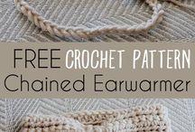 crochet or knit patterns