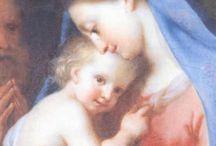 Immagini Sacre - Madonna col Bimbo...