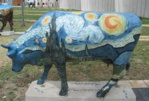 ARTCOWLOVE / CoWs~CoWs~CoWs / by Vicki @More Powerful Beyond Measure