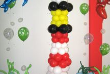My Balloons decorations