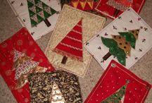 vánoční dekorace, šijeme :-) / vánoční dekorace, šijeme :-)