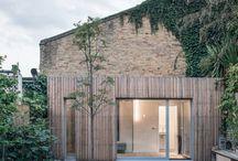 extensions maisons bois