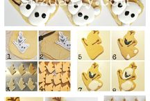 Food, cookies :) ....
