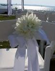 Belle Mer / Not always needing ceremony decor ...