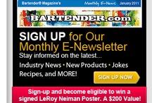 BARTENDER / by BARTENDER® Magazine