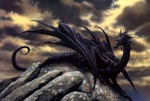 Fantastique / Elfique, légendes, monstres.