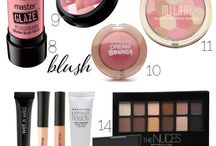 drugstore beauty and dupes