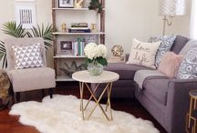 Cozy Corners / This board features all the cozy corner spaces that can be found in a house or building, starting with the office space.