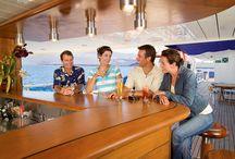 Celebrity Cruises /  A frota Celebrity de 11 navios é absolutamente surpreendente. Inovação e muito capricho nos detalhes são características marcantes da companhia. Navegue a destinos fascinantes com os mais conceituados navios do mundo e conheça de perto as diferentes culturas em cada porto de escala. Complemente seu cruzeiro com excursões em terra acompanhadas por guias, que variam das mais tranquilas às mais entusiasmantes.