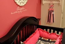 Baby Room Decor / by Amy Cochran