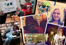 TLT: the 2012 project / An attempt to collect 2,012 pictures of teens using their libraries and reading in 2012 to prove 1 important point: Teens use (and love) their libraries and books and reading. #the2012project on Twitter / by Teen Librarian's Toolbox