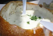 CLAM CHOWDER RECIPES / by James Valley  Sr