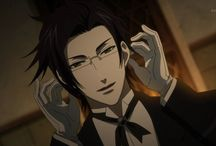 Claude Faustus / In honor of Claude Faustus second one hell of a butler from Kuroshitsuji