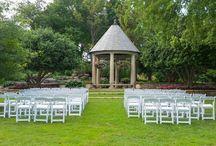 Botanic Garden Weddings / http://www.fwbg.org/outdoor-venues